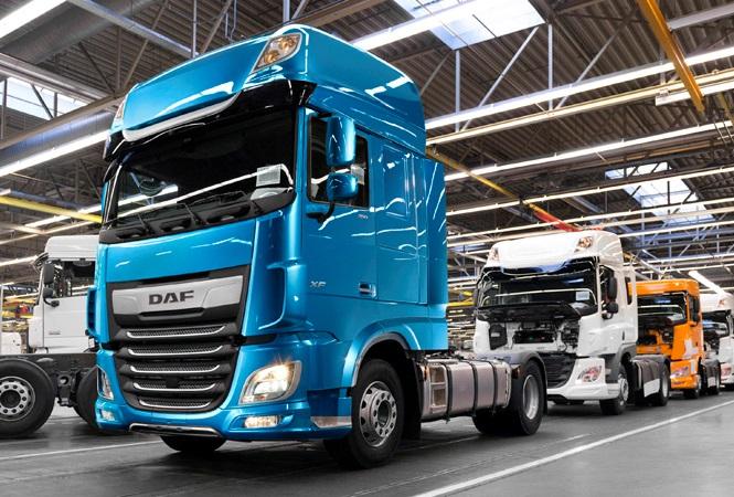 DAF Trucks'a Computable Award 2018 Ödülü