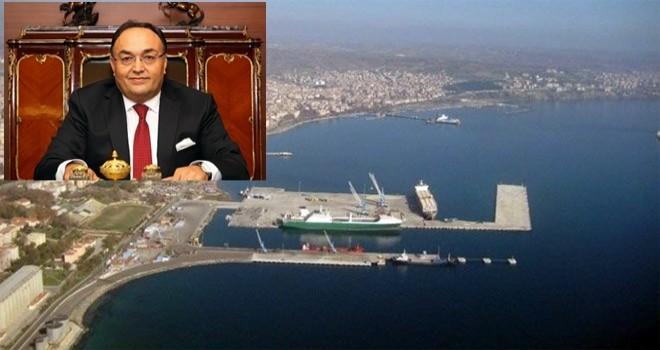 Tekirdağ Limanı'nı 36 yıl boyunca Ceynak işletecek