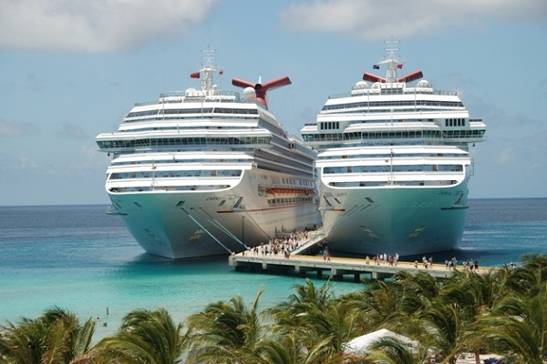 ABD'li 2 dev cruise firması, gözünü Yenikapı'ya dikti