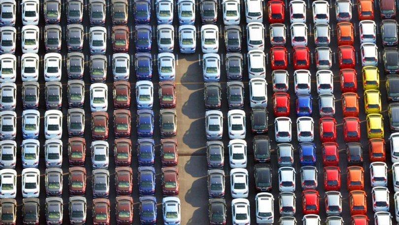 2.5 milyar dolarlık otomobil gümrükte bekliyor