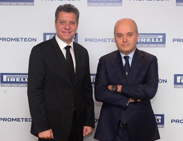 Prometeon'dan Türkiye'ye 115 milyon dolar yatırım