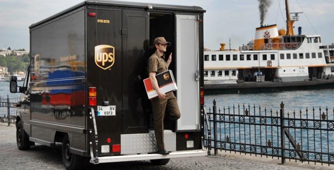 UPS, artık müşterilerinin bir mesaj yakınında