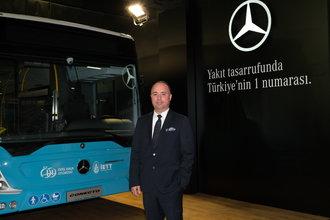 Mercedes-Benz Türk, Conecto Solo ve Intouro ile Transist 2018'te