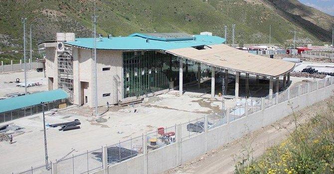 Kapıköy Gümrük Kapısı aralıkta açılacak