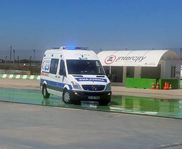 Intercity, hafif ticari sürüş eğitimlerinin de lideri