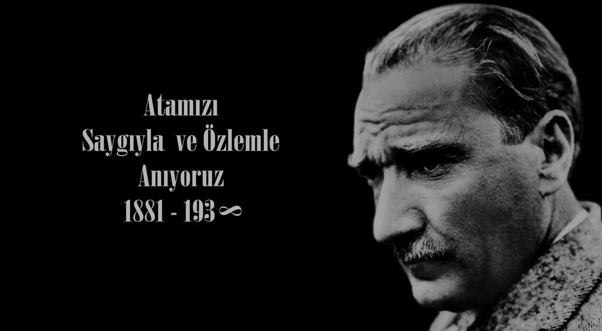 Muhteşem Atatürk'e muhteşem anma armağanı