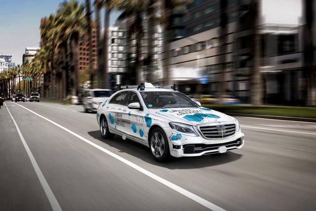 Bosch ve Daimler'den otonom araç çağırma hizmeti
