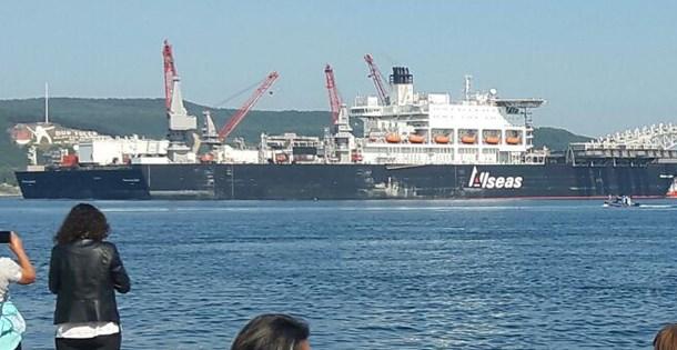 Dev gemileri Marmara'ya çekecek önemli karar