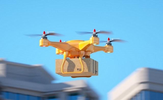 Hindistan'da organlar drone ile taşınacak
