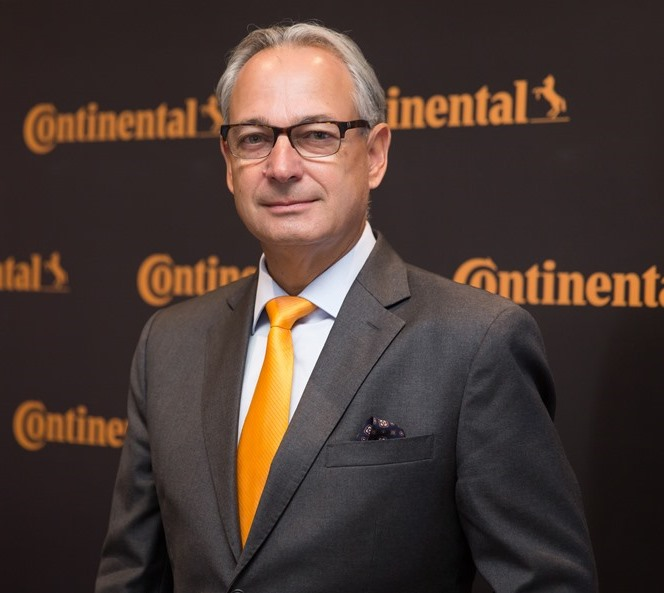 Continental Türkiye'de genel müdür değişti