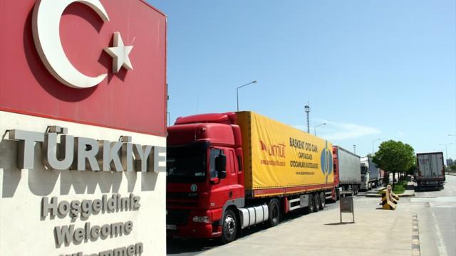 """TIR şoförlerine bu kez Almanya'dan """"davetiye"""" engeli"""