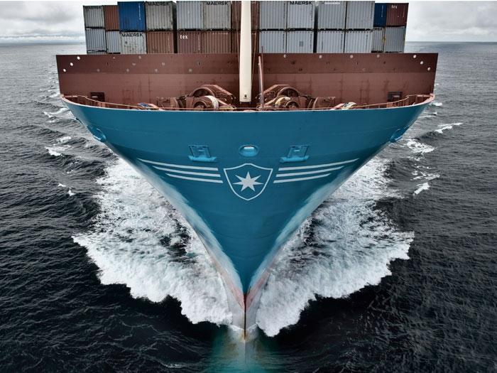 """Maersk'ün hedefi 2050 yılında """"0"""" emisyon"""