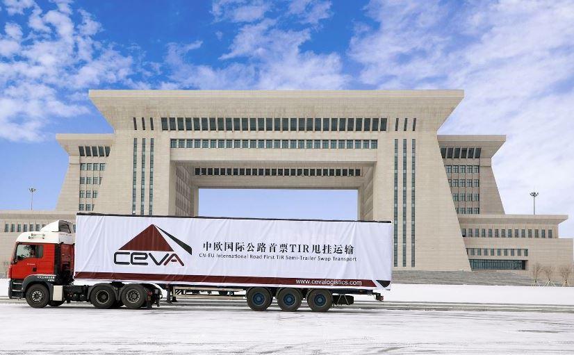 CEVA, Çin'den Avrupa'ya yeni nakliye hattı kurdu