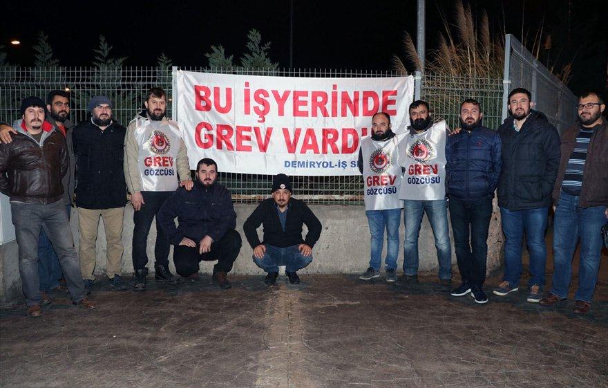 İzmir Banliyö Sistemi'nde grev başladı!