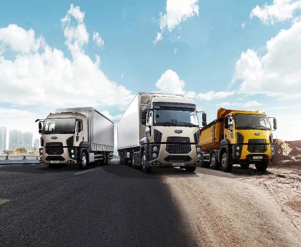 Ford Trucks'tan 250 bin TL krediye, 12 ay vade '0 faiz'