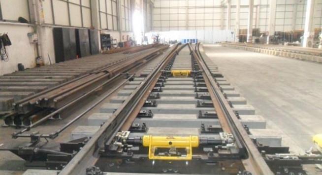 """Demiryolu firmalarından """"Makin Makine"""" iflas etti"""