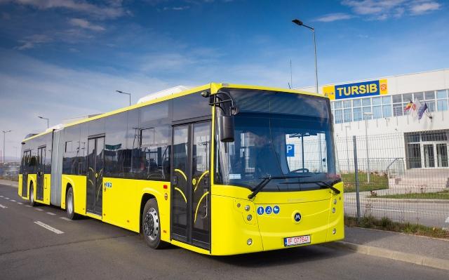 Karsan'dan Romanya'ya 17 Adet  Menarinibus Citymood