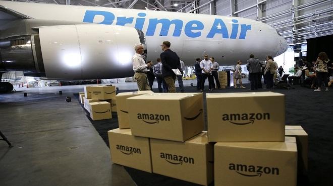 """""""Amazon'un taşınması FedEx ve UPS'i vuracak"""""""