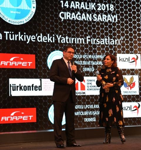 Maxion Jantaş'a inovasyon ödülü