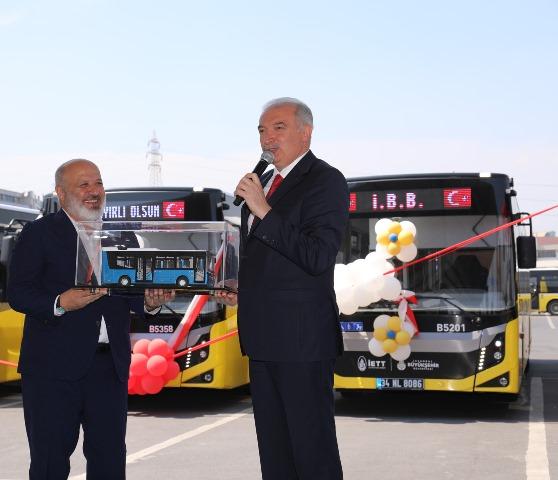 BMC, otobüsleriyle ihracat atağında