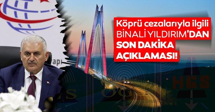 Seçim oldu böyle oldu: Köprü cezaları yine iptal ediliyor