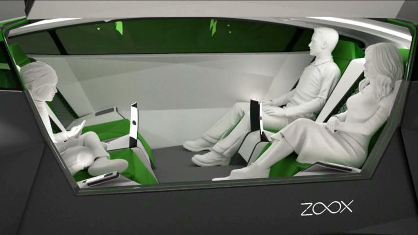 Sürücüsüz araç üreticisi Zoox, ücretsiz yolcu taşıyacak
