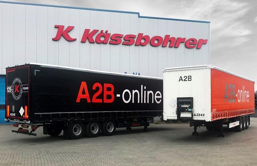 A2B-online, 50 adet Kässbohrer tenteli perdeli aldı
