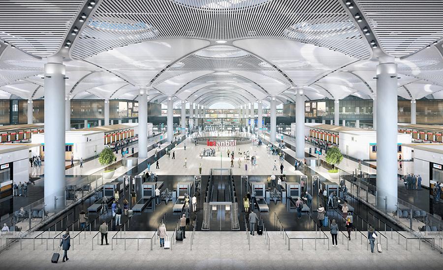 Her yurtdışı yolcusu 120 TL ödeyecek