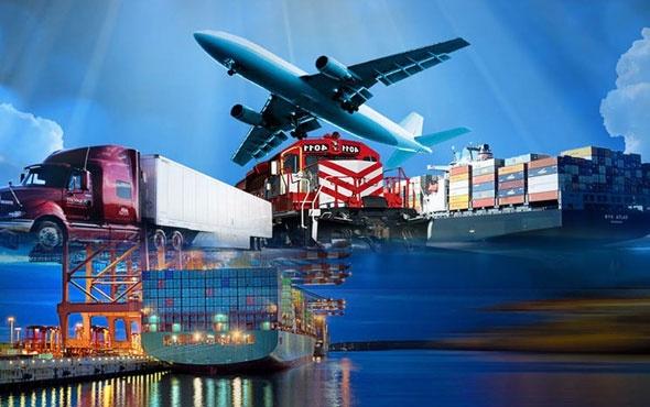Hizmet ihracatında sıralamaya giren 50 lojistik firması