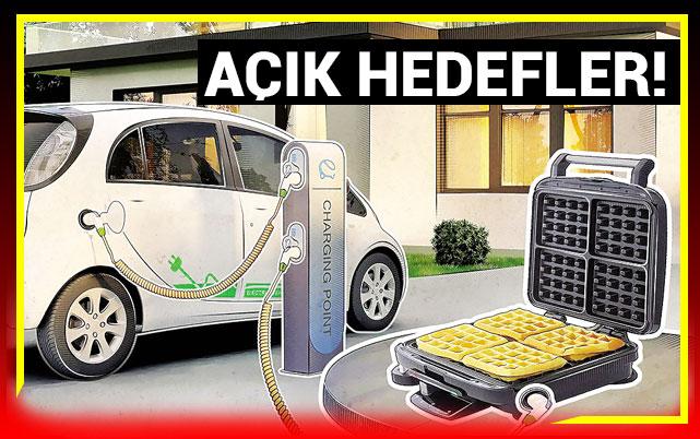 Elektrikli otomobiliniz tehlike altında