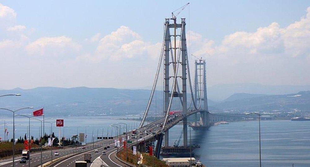 Osmangazi Köprüsü'ne astronomik zam