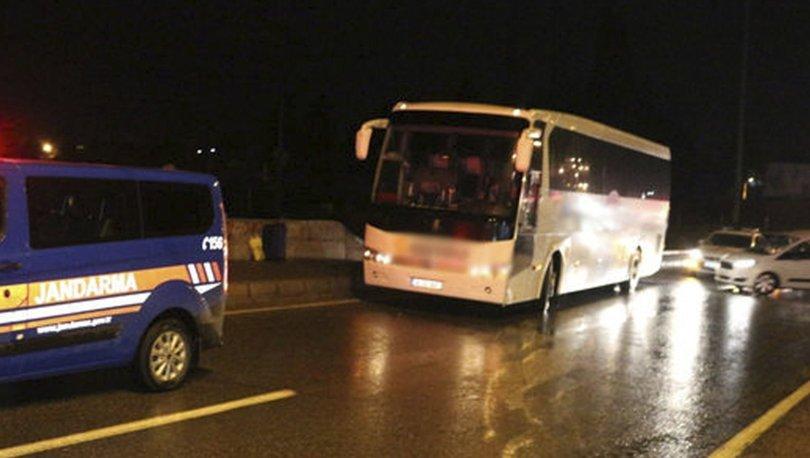 Şoför kalp krizi geçirdi, faciayı yolcu önledi