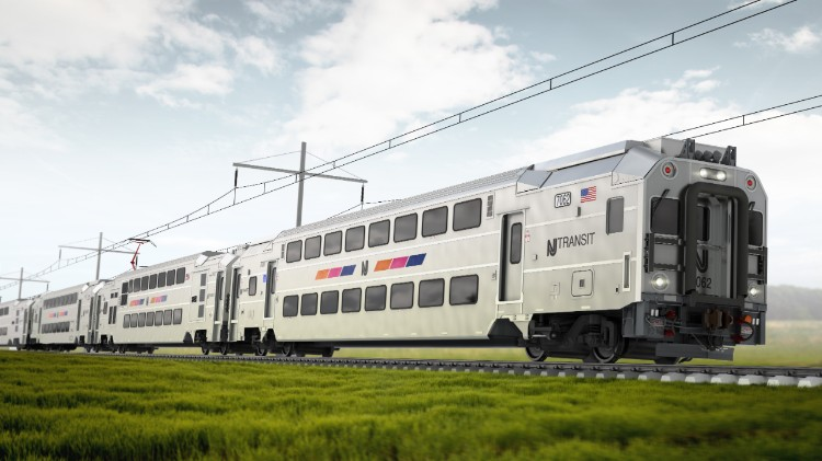 Bombardier to supply new generation of passenger rail cars for New Jersey
