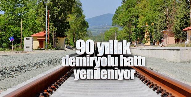 Samsun-Sivas Arası Tren Seferleri Başlıyor