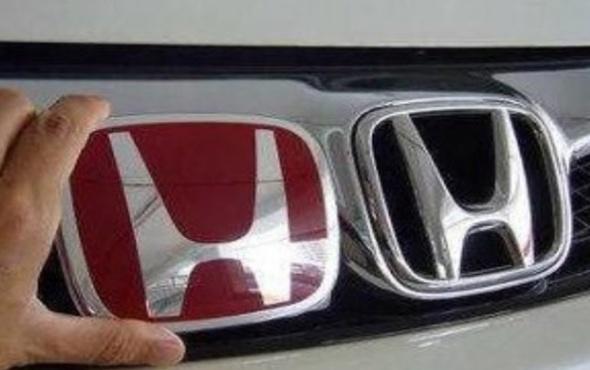 """Honda'dan üretime """"lojistik problemi"""" arası"""