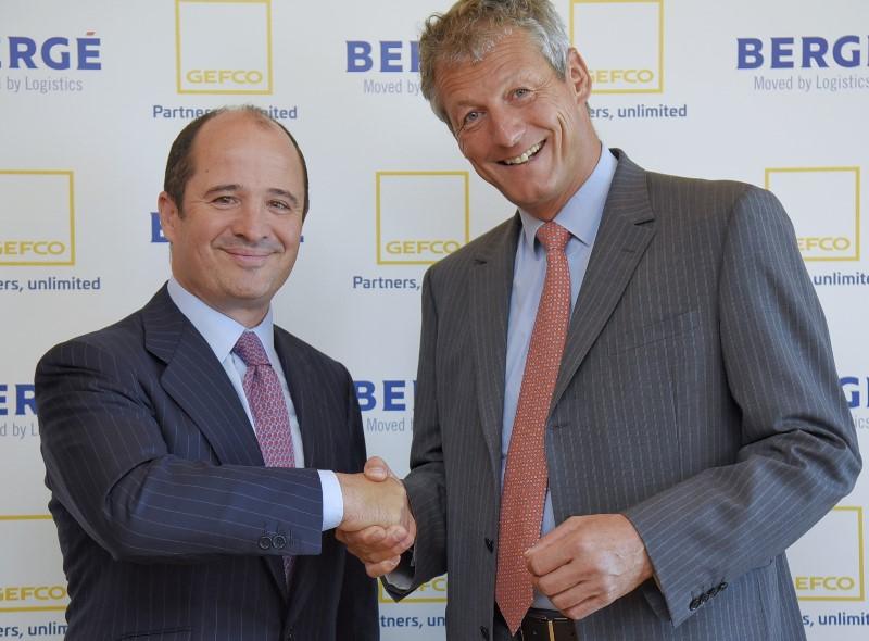 GEFCO ve BERGE'de imzalar atıldı
