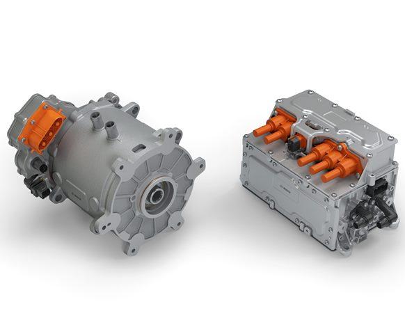 Bosch'tan yarı römorkları elektriklendiren adım