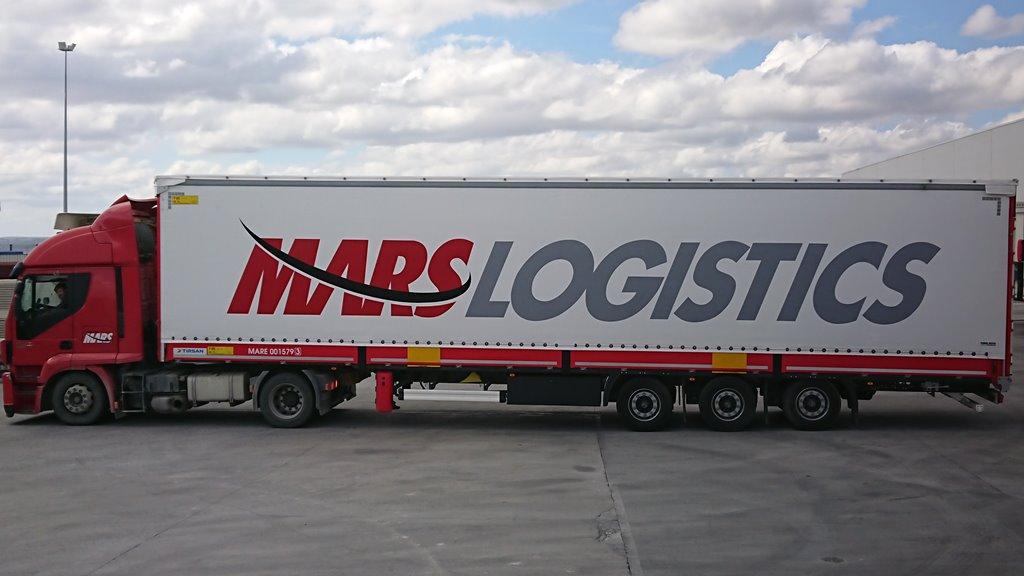 Mars Logistics'ten Stratejik Rota!
