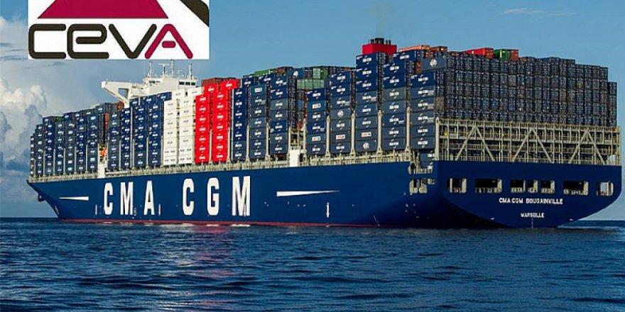 CMA CGM makes formal offer for CEVA shares