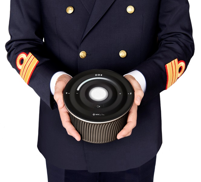 MSC Cruise konuklarını ZOE karşılayacak