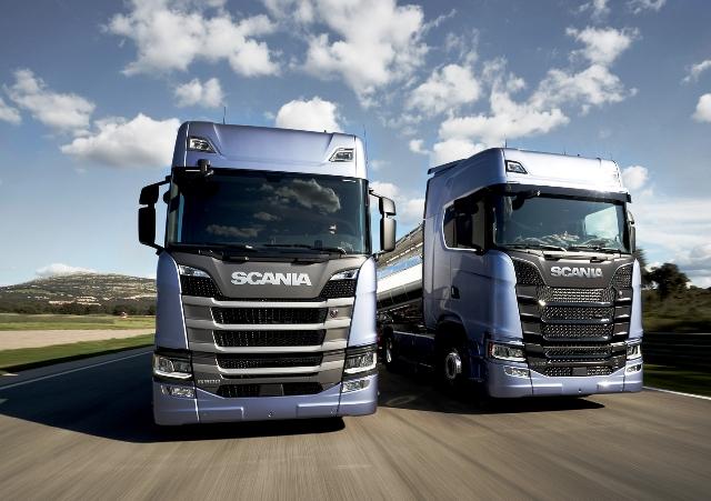 Ağır ticari pazarı daralırken Scania pay artırdı