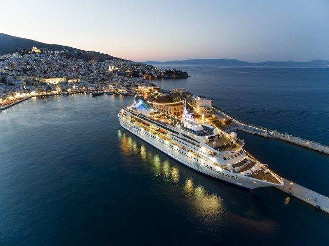 Sevgiliye en güzel hediye: Cruise seyahati