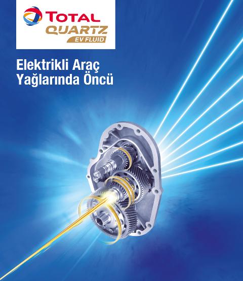 Total'den elektrikli ve hibrit araçlara yeni motor yağı