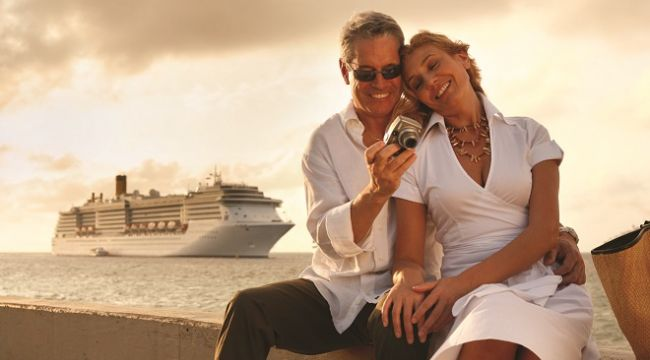 Akdeniz akşamlarında cruise romantizmi!