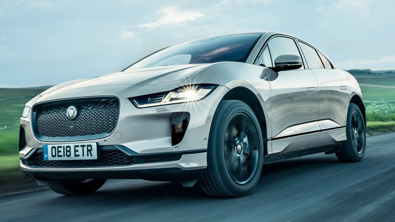 Car Of The Year şampiyonu: Jaguar I-Pace