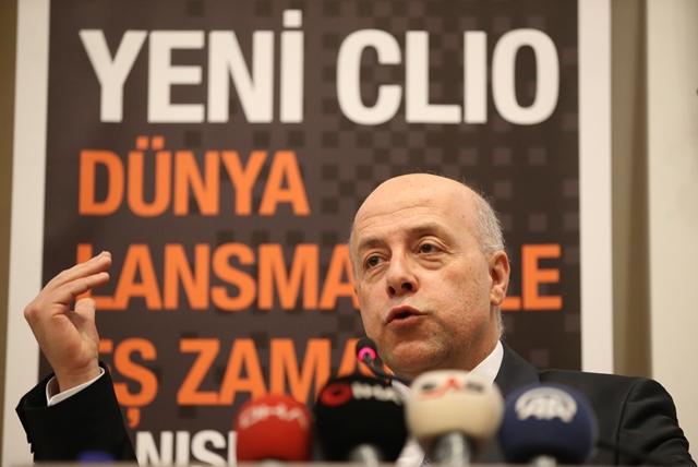 """""""Yeni Clio"""" Bursa'da tanıtıldı"""