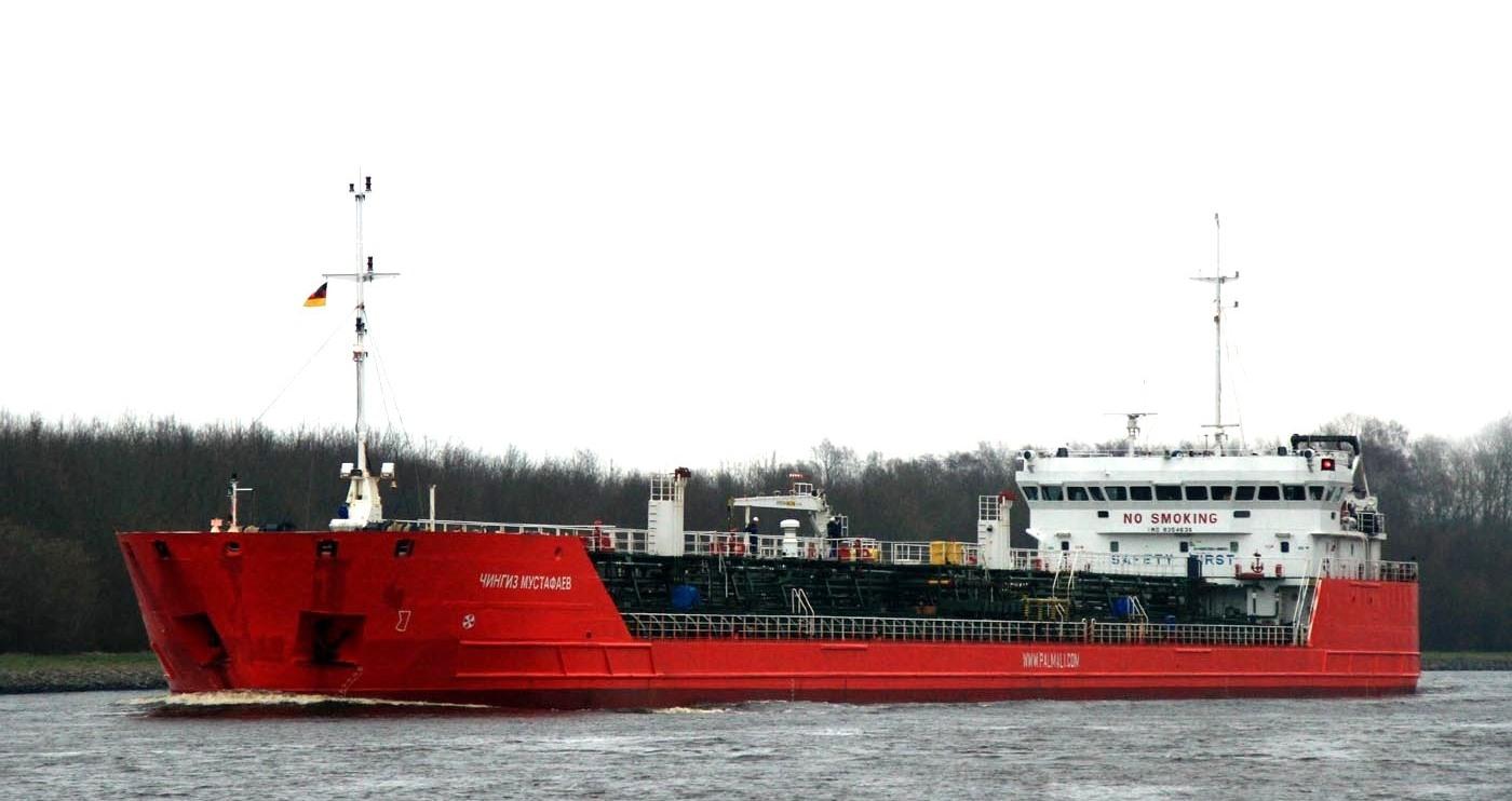 Palmali'nin gemisine Köstence Limanı'nda el konuldu