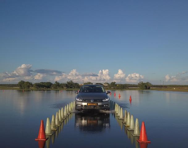 Continental'den sürücüsüz araçlara lastik testi