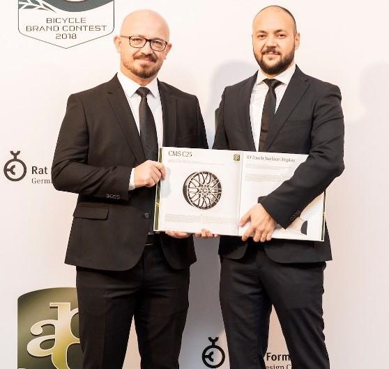 CMS'nin yeni tasarımı ödülleri topladı!