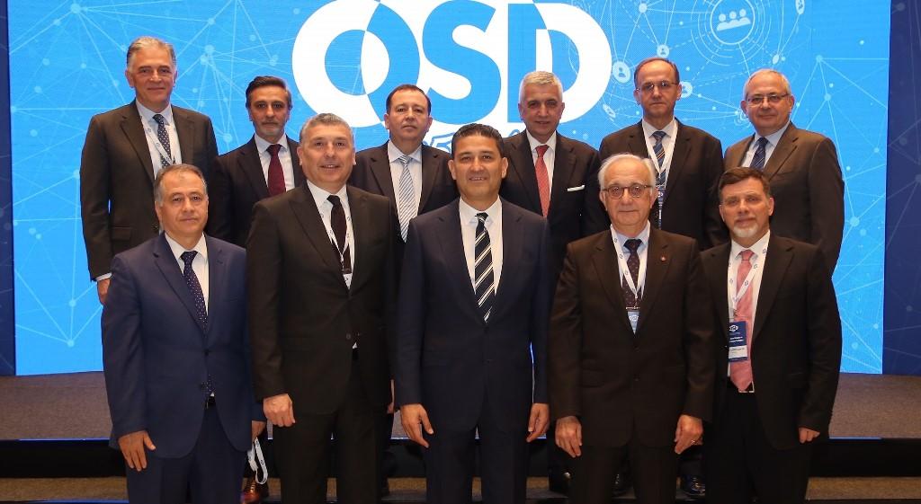 OSD'nin Yönetim Kurulu Başkanı yeniden Haydar Yenigün